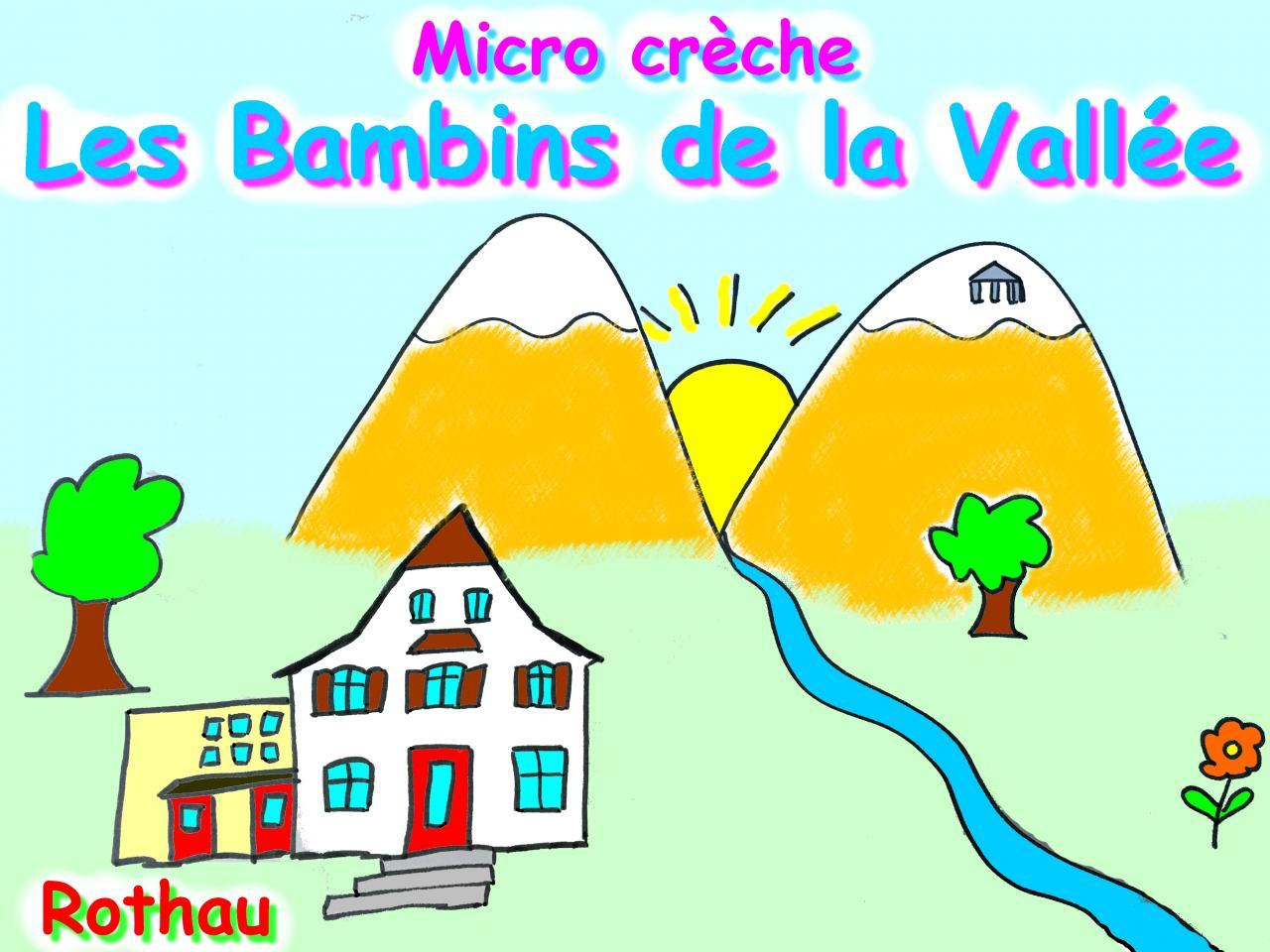 Micro crèche les bambins de la vallée Rothau